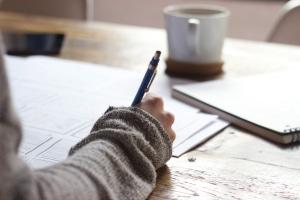 book-study-pen
