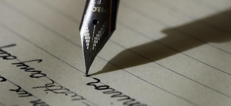ecriture-de-stylo-plume