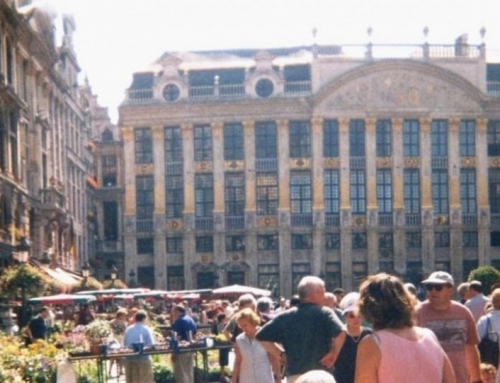Where to take the TOEFL in Belgium?