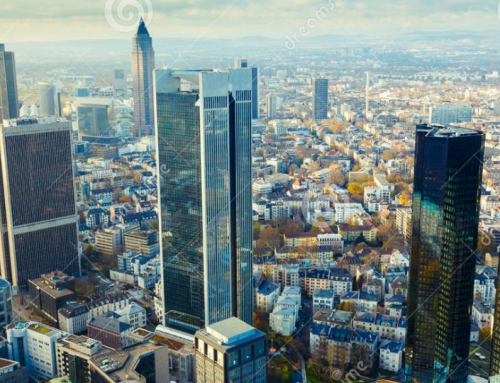 Where to take the IELTS exam in Frankfurt?