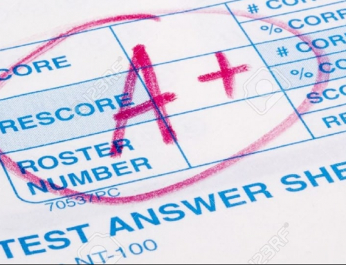 TOEFL Levels-making sense of the score.