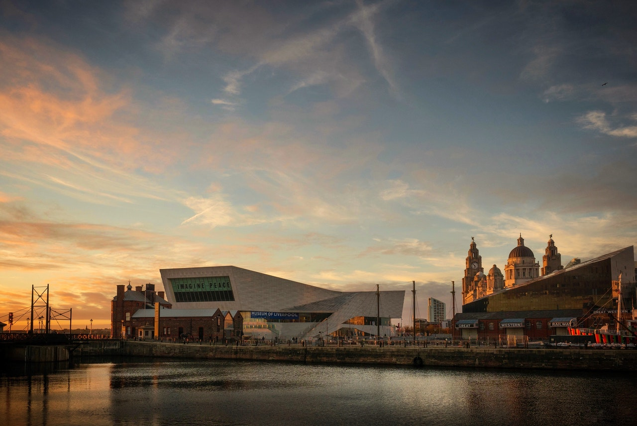 view of liverpool city