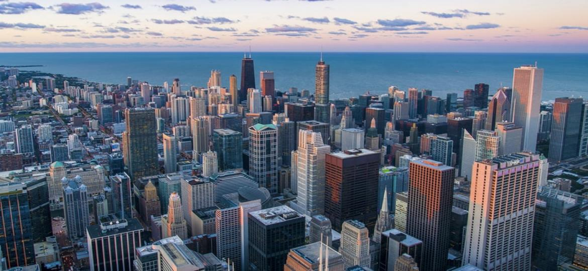 Where to take the TOEFL in Chicago?