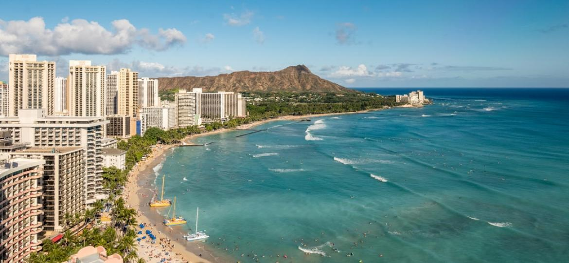 Where to take the TOEIC in Hawaii?