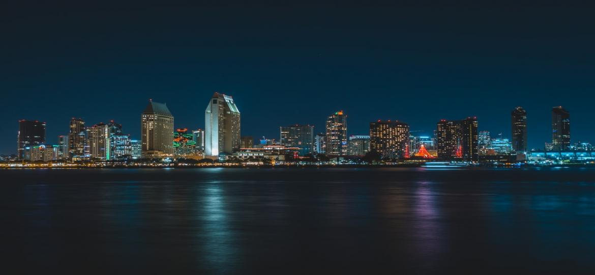 Where to take the TOEIC in San Diego?