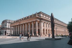 Les centres d'examens à Bordeaux
