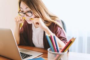 Exemple de test, questions, réponse pour la partie TOEFL Junior Standard