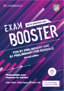 Exam Booster for B1 Preliminary