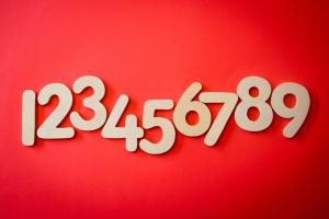 escribir e usar los numéros ordinales en ingles