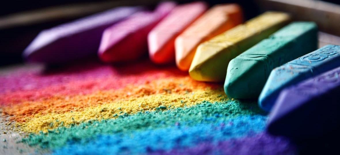 Les couleurs en français